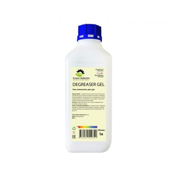 Дезинфицирующий гель для рук DEGREASER GEL, 1л
